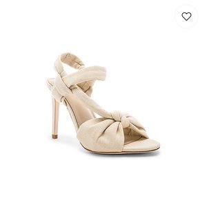 House Of Harlow 1960 Maxine Heel in Natural